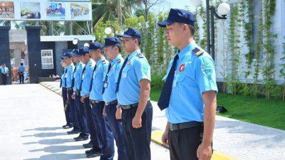 Cơ sở may đồng phục áo bảo vệ đẹp