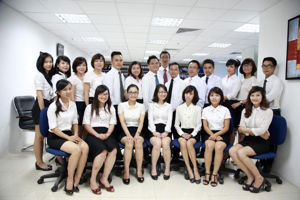 Mẫu đồng phục công ty