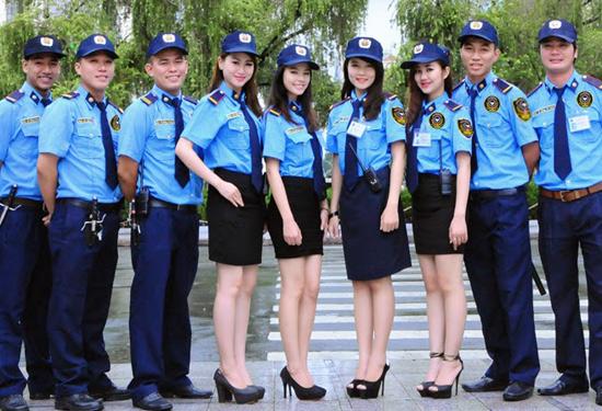 Đồng phục bảo vệ doanh nghiệp