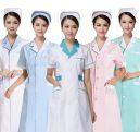 Mẫu đồng phục áo Blouse y tá may sẵn