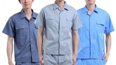 May đo đồng phục công nhân đẹp