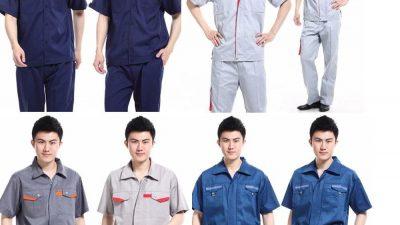 Giá đồng phục công nhân tốt nhất