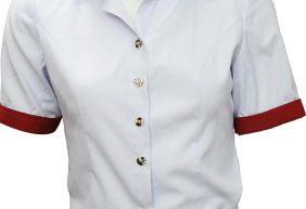 Mẫu đồng phục sơ mi nữ công sở