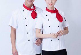 Mẫu đồng phục đầu bếp