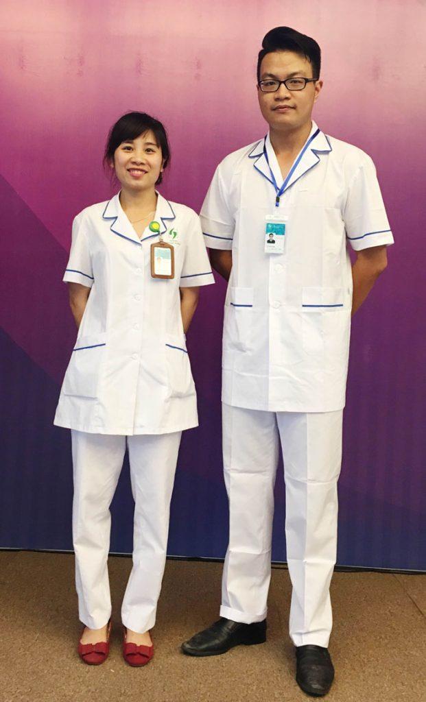 Bộ điều dưỡng - y tá